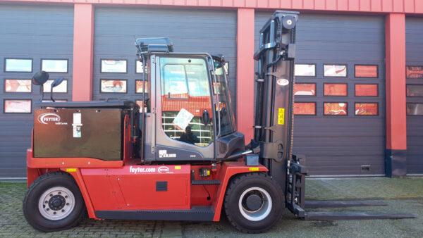 Elektrische heftruck Kalmar ECG80 9 SOB2258 9