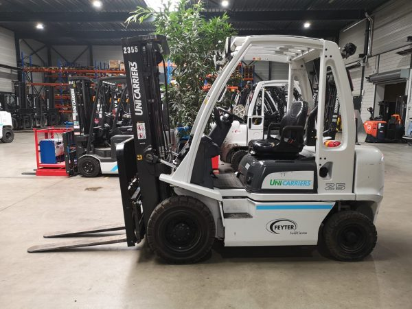 Unicarriers DX25 1
