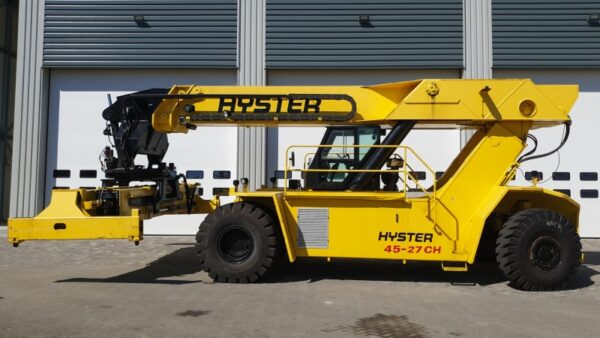 reachstacker hyster rs45 27ch 70 00105 1