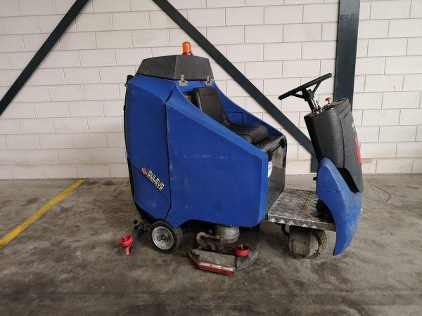 Dulevo H815RO floor scrubber 1
