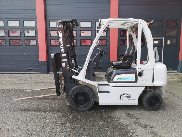 Unicarriers DX25 heftruck 7 1
