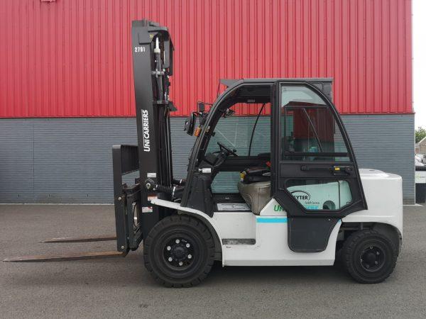 Unicarriers GX50 heftruck 1