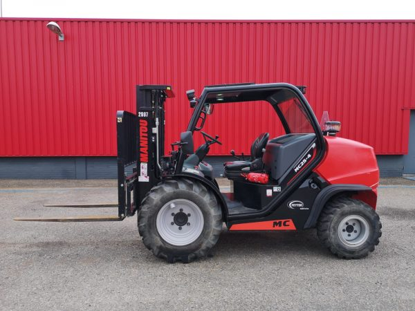 Manitou MC25 4 heftruck 10