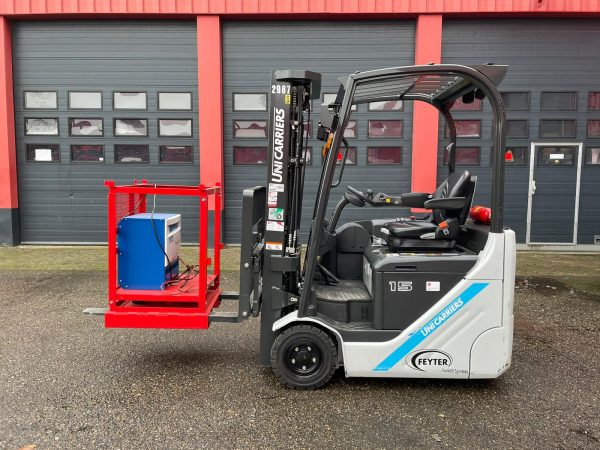 Unicarriers TX15 3 7