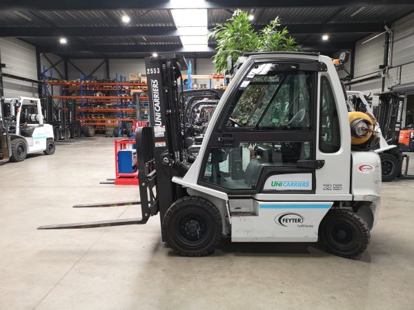 Unicarriers DX25 2