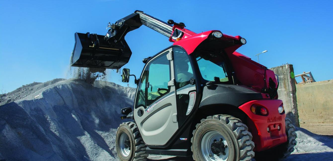 Feyter Forklift Services Manitou MT-420 New Buggy