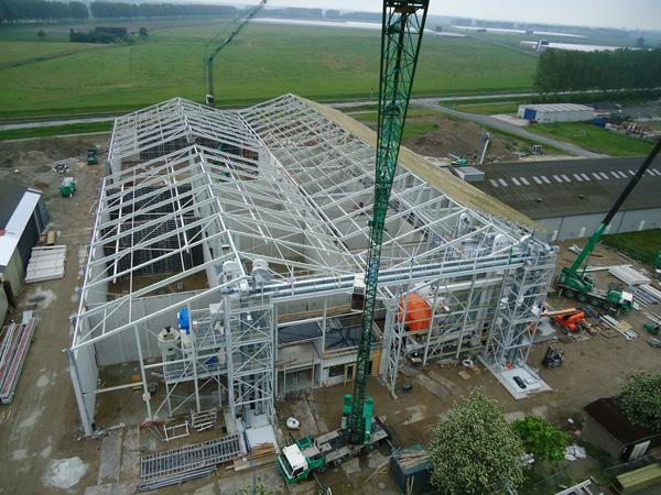 Constructie CZAV Axelse Sassing in volle gang (1)