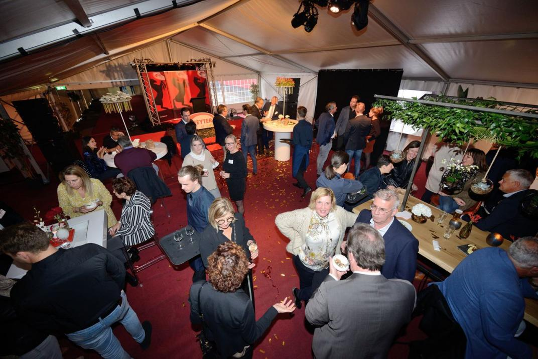 Foto jubileum Feyter Group - Industrial 33