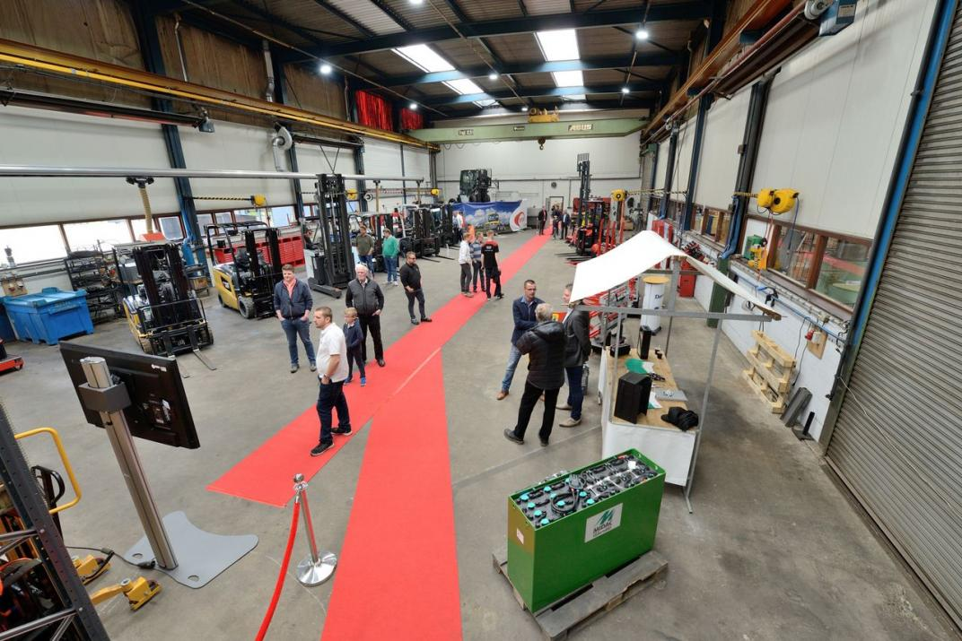Foto jubileum Feyter Group - Industrial 8