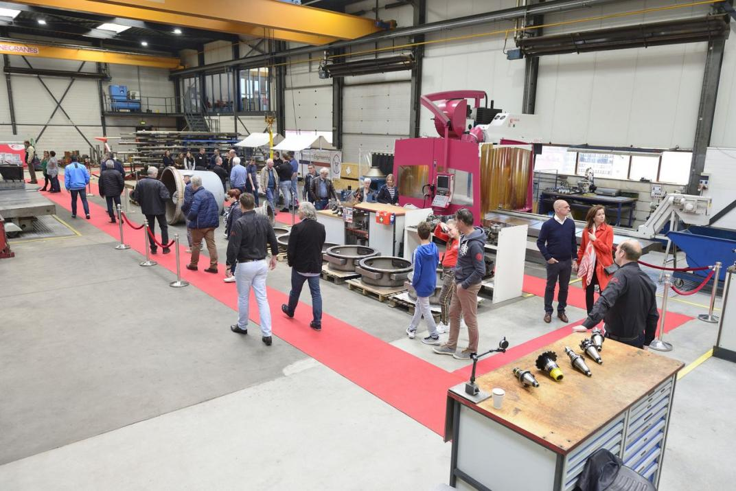 Foto jubileum Feyter Group - Industrial 20