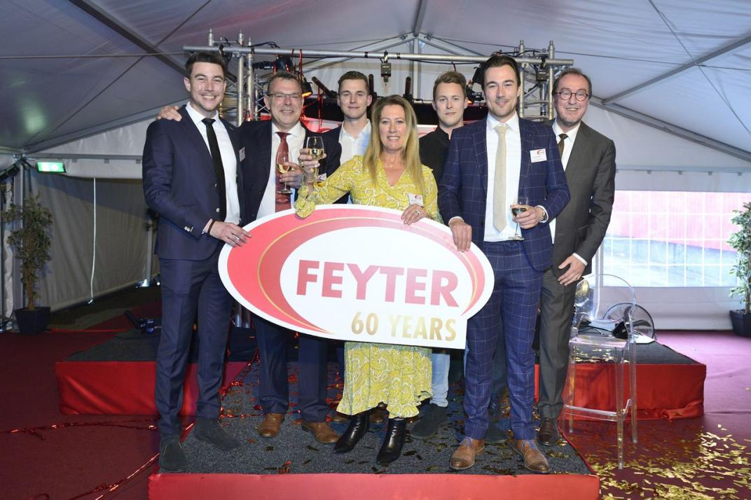 Foto jubileum Feyter Group - Industrial 37