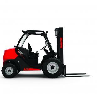 Manitou MC18 buggy heftruck - Feyter Forklift Services 01