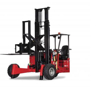 Manitou TMM Meeneemheftruck - Feyter Forklift Services