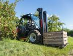Manitou MC18 buggy heftruck - Feyter Forklift Services 14